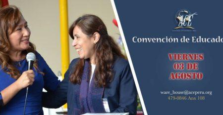 convencion edu 2018